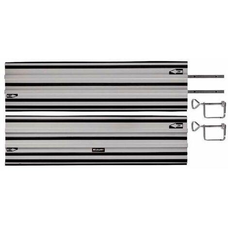 Einhell Handkreissägen-Zubehör Führungsschiene Alu 2 x 1000 mm - 4502118