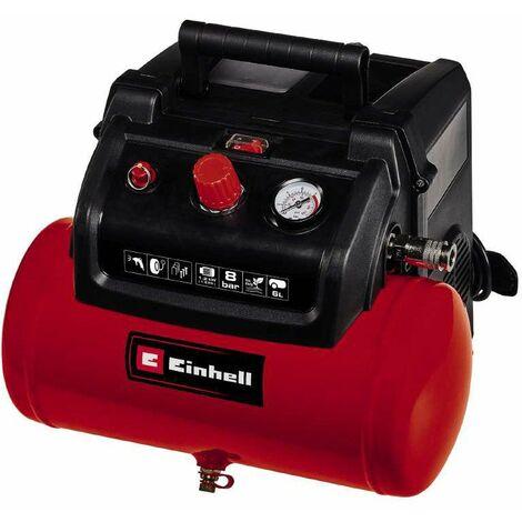 Einhell Kompressor TC-AC 190/6/8 OF Set - 4020650