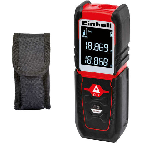 Einhell Laser Distance Measurer TC-LD 25 Red 2270075