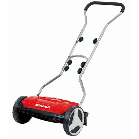 Einhell Manual Lawnmower GE-HM 38 S Red 3414165