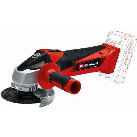 Einhell Meuleuse d'angle sans fil TC-AG 18/115 Li-Solo, sans batterie, sans chargeur - 4431130