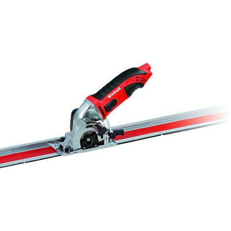 Einhell Mini scie circulaire TC-CS 860/1 Kit - avec rail-guide de coupe - 4330993