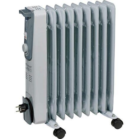 Einhell MR 920/2 2338336 Ölradiator 2000W Grau S002441
