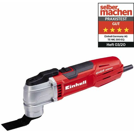 Einhell Outil Multifonction 300 W TE-MG 300 EQ