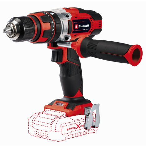 Einhell Perceuse-visseuse à percussion sans fil TE-CD 18/48 LI-I, solo - 4513926