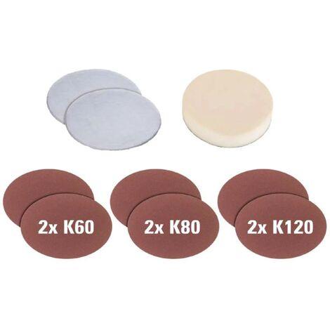 Einhell Polishing Bonnet/Sanding Discs
