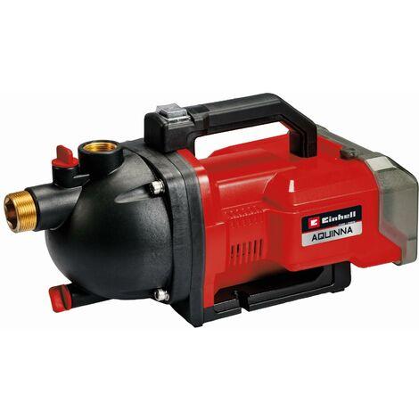 Einhell Pompe à eau sans fil, AQUINNA, sans batterie et chargeur - 4180400