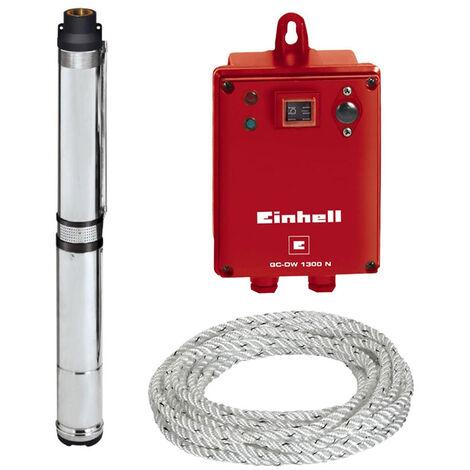 Einhell Pompe de forage GC-DW 1300 N