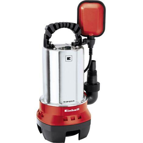 Pompe submersible pour eaux chargées Einhell GC-DP 6315 N 630 W