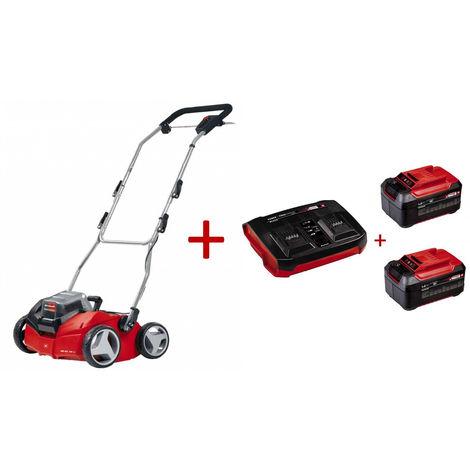 Einhell Scarificateur sans fil GE-SC 35 Li - sans batterie ni chargeur