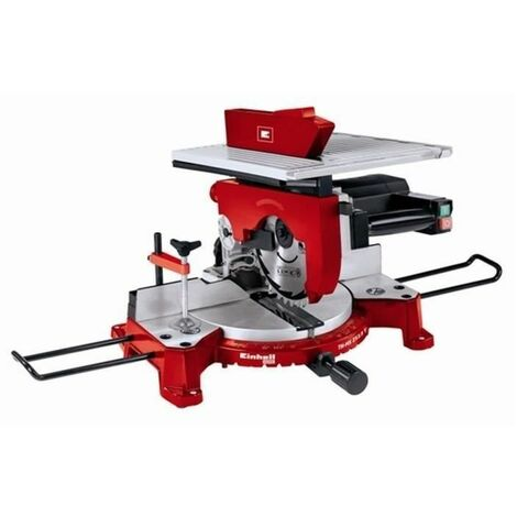 Einhell Scie a onglet avec table supérieure TH-MS 2513 T