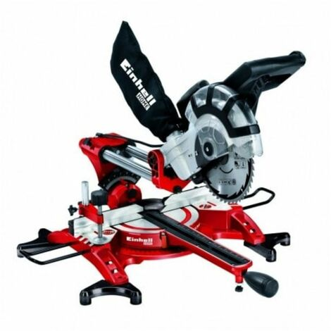 Einhell scie à onglet radiale 1800W TH-SM 2131 DUAL