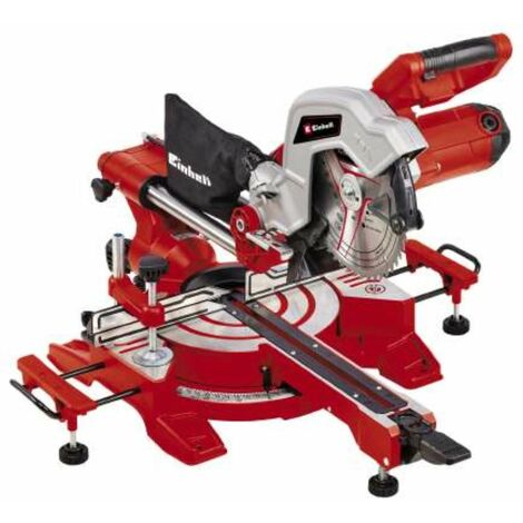 """main image of """"EINHELL Scie ? onglets radiale TC-SM 216"""""""