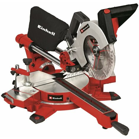 """main image of """"Einhell Scie radiale TE-SM 2131 Dual"""""""