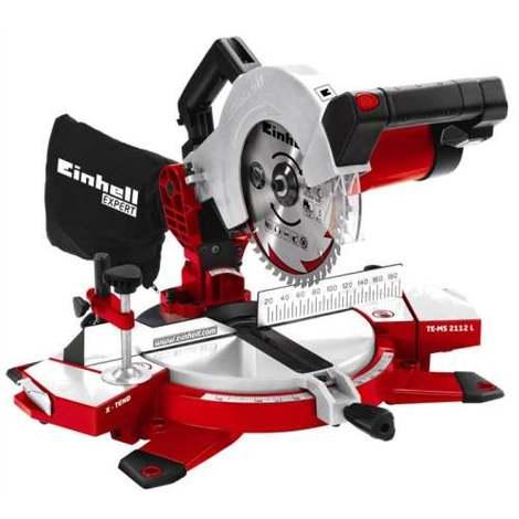 Einhell Scie radiale TE-MS 2112 L