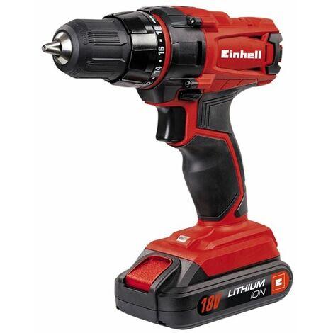 Einhell TC-CD 18-2 Li Drill Driver 18V 1.5Ah Li-Ion