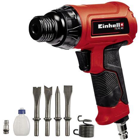 Einhell TC-PC 45 Marteau burineur pneumatique 6.3 bar