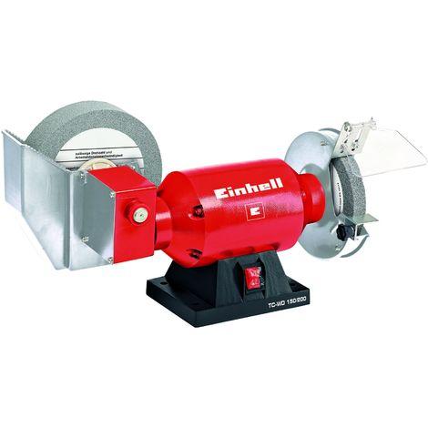 Einhell TC-WD 150/200 Smerigliatrice Combinata da Banco