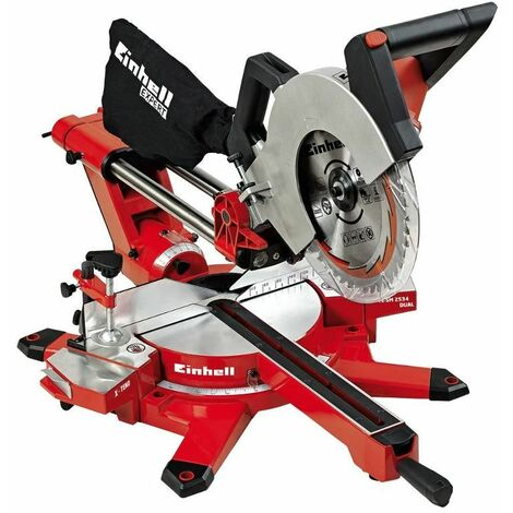 Einhell TE-SM 2534 Dual Scie à onglet radiale 4300870