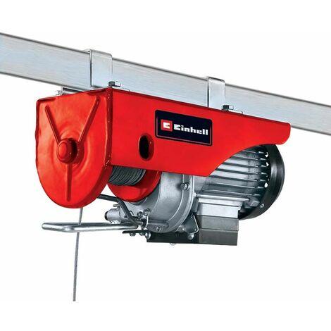 Einhell,2255130,Palan électrique Einhell TC-EH 250Capacité de charge : 250 kg