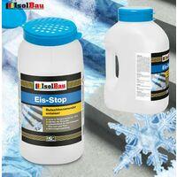 Eis-Stop Calciumchlorid 100% Streugranulat 3,5 kg Streusalz Auftausalz Granulat
