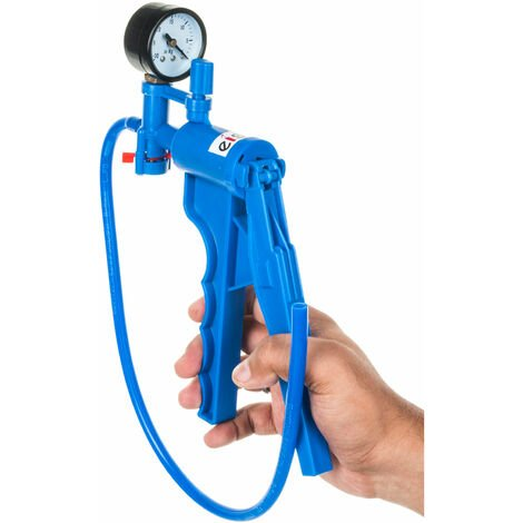 Eisco Hand Held Vacuum Pump with Pressure Gauge
