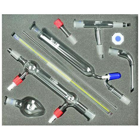 Eisco Interchangeable Glassware Organic Chemistry Kit