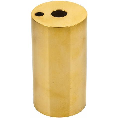 Eisco Metal Block Calorimeter Brass