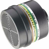 EKASTU Sekur Filtro combinato/più zone filtro DIRIN 230 A2B2E2K2-P3R D 422 782 Filtro-livello protezione: A2B2E2K2-P3 RD