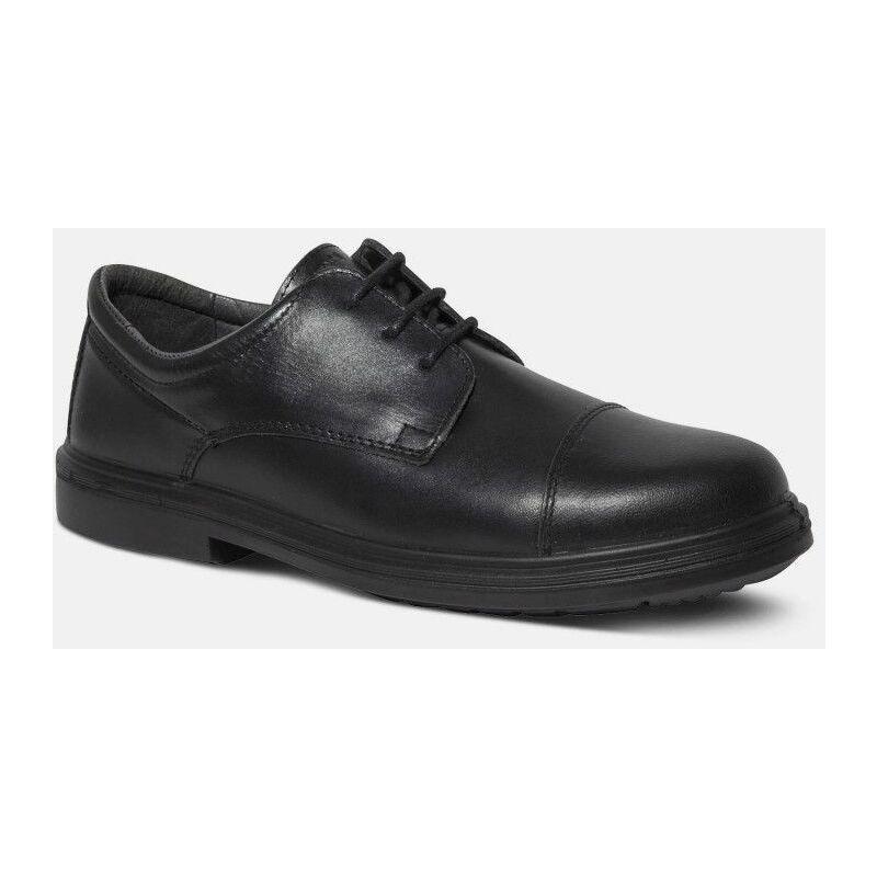 1b0558bb4caba Ekoa 5814- Chaussures de sécurité niveau S3 - Homme - taille   39 - couleur    Noir - PARADE -