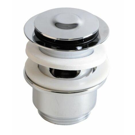El desagüe del fregadero con control manual L3215 - NICOLL : 0501074