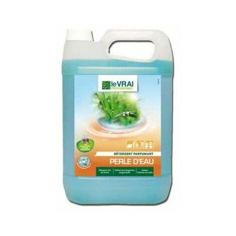 El detergente verdadera profesional del agua de la perla 5L