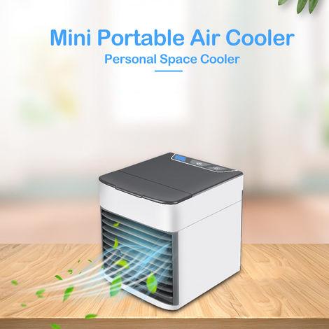 El espacio de aire mes fresco del aire del refrigerador del acondicionador Personal nevera portetil Evapolar humidificador y purificador para el sitio de la oficina al aire libre