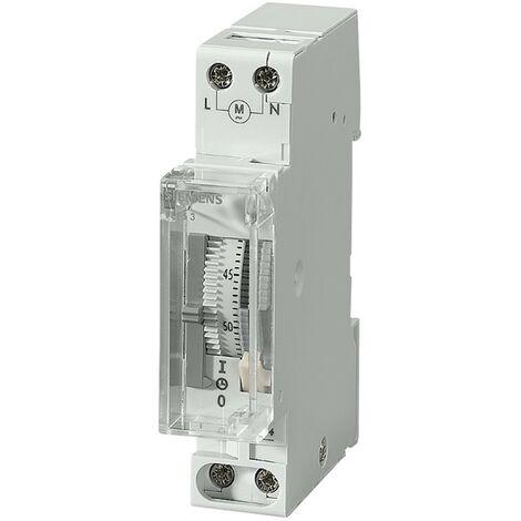 El interruptor de tiempo de Siemens sincrónico Día 230VAC 7LF53001