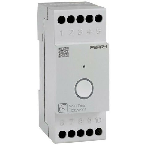 El interruptor Wifi Perry con temporizador 1IOIOWF02