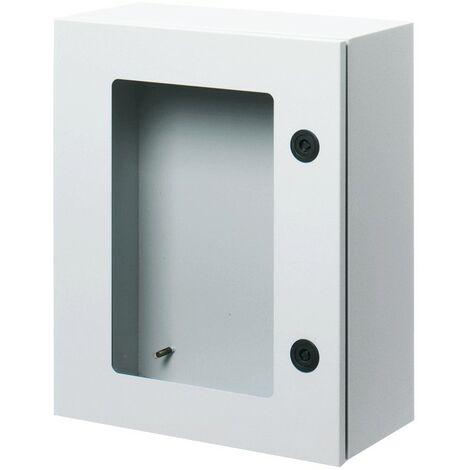 El marco de metal, con puerta transparente 515x650x250 IP55 GW46236