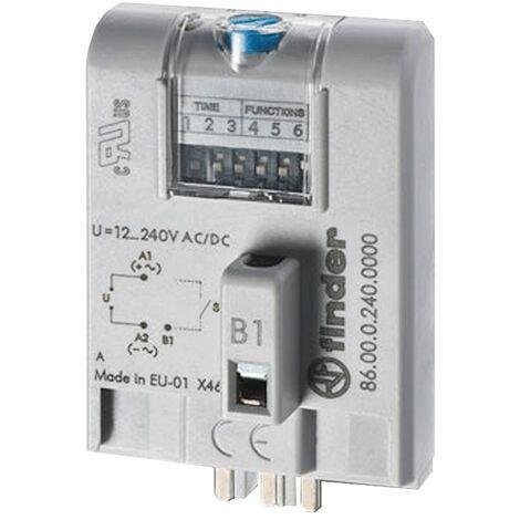 El módulo temporizador Buscador de 12-240V AC DC 860002400000