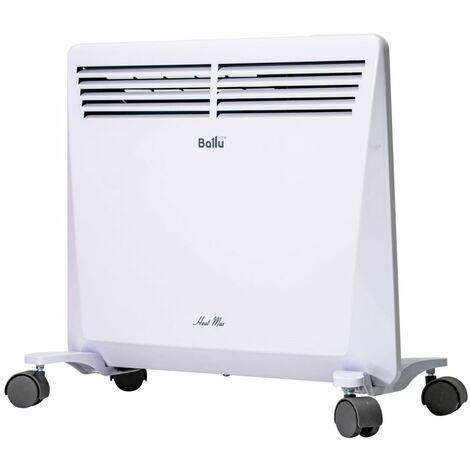 El panel de Calefactor de pared cm 41,3x11,1x48 Ballu HeatMax1000 - blanco
