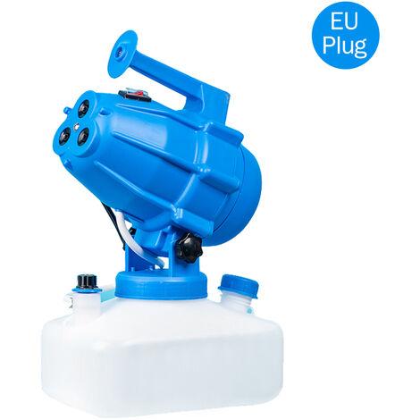 El pulverizador de aerosol azul electrico portatil insecticida pulverizador 5L SP-5 (longitud del cable 5 metros) azul y blanco 220V pequena norma europea