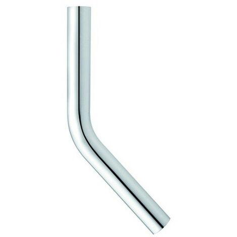 El tubo de la manga suave de 45° OMP latón cromado 120X165 d.30 81.254.5