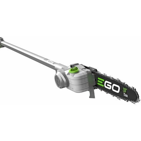 Elagueuse sur perche Professionnel guide chaine Oregon 25cm Ego Power PSX2500 - Gris