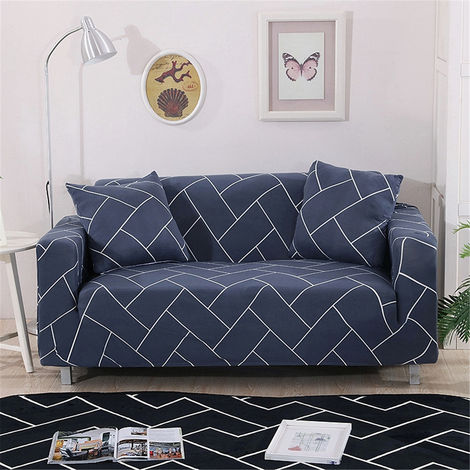 Elastic Protection 2-Seater Sofa Cover 57 - 70 Inches Type A