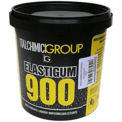 Elastigum 900 guaina impermeabilizzante da 1kg