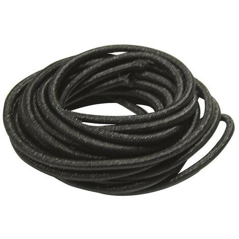 Elastique Bache 5 M - Noir