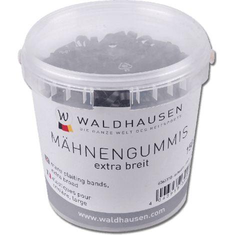 150/g transparent Waldhausen crini/ère /élastiques Extra Large