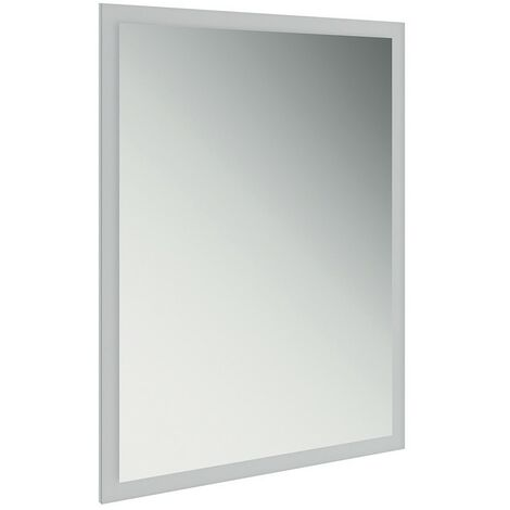 Elation Rectangular LED Illuminated Mirror 600mm x 800mm