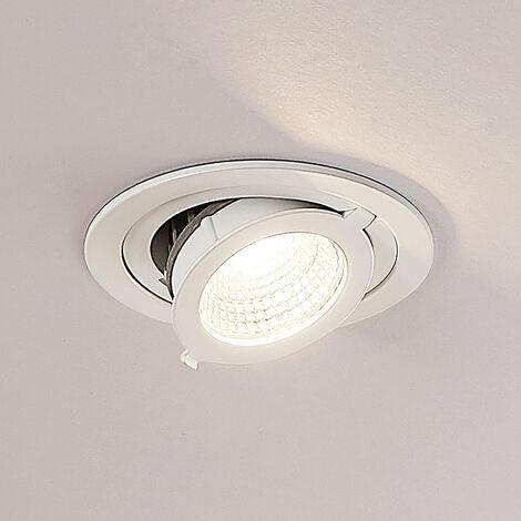ELC Kronos downlight LED, ajustable Ø 11,8cm