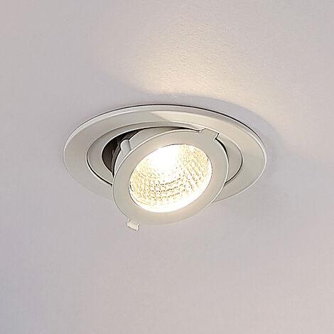 ELC Kronos downlight LED, ajustable Ø 9,8cm