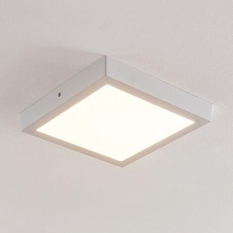 ELC Merina lámpara LED de techo blanca, 30x30cm