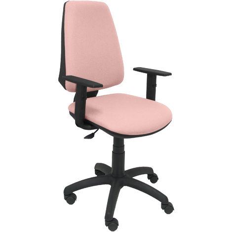 Elche CP bali chaise rose pâle à bras réglables